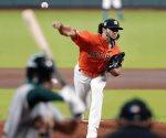 McCullers luce en la loma; Astros se imponen a Atléticos