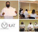 Firman convenio la UAT y Universidad de Justicia