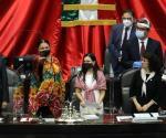 Logra PRI presidencia en San Lázaro