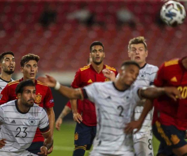 Agónico empate entre España y Alemania en Liga de Naciones