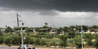 Ingresa con lluvias y viento primer frente frío a Reynosa
