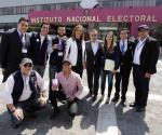 Niega INE registro a partido de Margarita Zavala