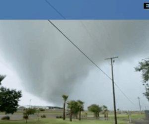 Vientos hasta de 65 millas hay condiciones para la formación de tornados