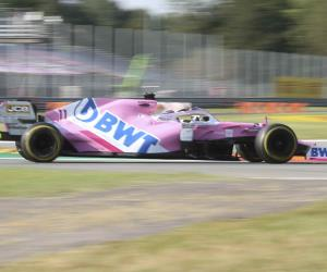 Se lleva Pierre Gasly el GP Italia; finaliza Checo Pérez en posición 10