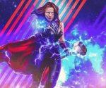 Así luciría Natalie Portman como la Diosa del Trueno en Thor