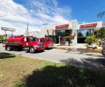 Registra banco de Victoria un conato de incendio: PC