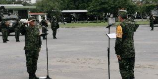 Asume mando de comandancia de XIX RCM