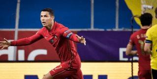 Históricos goles 100 y 101 de Cristiano Ronaldo