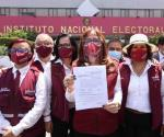 Yeidckol y Muñoz Ledo por dirigencia de Morena