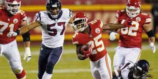 Partido inaugural de NFL: Jefes de KC vs Texanos de Houston
