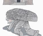 El pípila y su piedra
