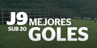 Mejores Goles | Sub 20 | Guard1anes 2020 | Jornada 9
