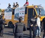 Desatan nuevos bloqueos en Matamoros, Valle Hermoso y Río Bravo