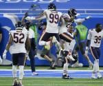 Bears dan la vuelta a desventaja de 17 puntos ante Lions