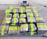 Decomisa la CBP ´cristal´ y heroína en puente Pharr
