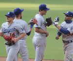 MLB: Dodgers, primer invitado a los playoffs