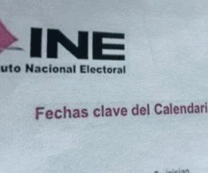 Anuncian inicio del proceso electoral para 3 de diciembre