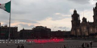 ¡Histórico! Primer 15 de septiembre sin mexicanos en el Zócalo