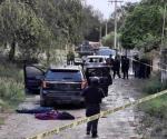 Abaten a 3 pistoleros en Camargo