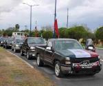 """Conmemoran """"Chevroleteros"""" el 210 aniversario de Independencia"""