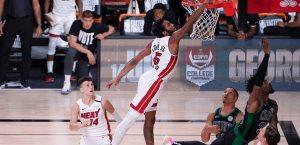 Se adelanta el Miami Heat 2-0 sobre Boston Celtics; gana 106-101 en el Juego 2 en las Finales de Conferencia Este