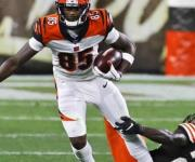 Bengalíes de Cincinnati caen 30-35 ante Browns de Cleveland en el aniversario 100 de la NFL.