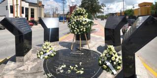 Conmemoran aniversario de la explosión de Pemex
