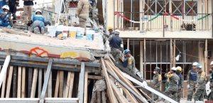 La tragedia del Colegio Rébsamen; la escena donde 26 personas perdieron la vida