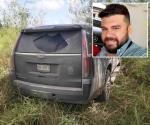 Ex tesorero el hombre muerto en interior de una camioneta de lujo