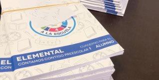Llegan cuadernillos escolares a Reynosa