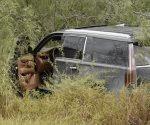 Encuentran a hombre sin vida en camioneta