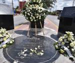 Rinden tributo ´in memoriam´ a 31 víctimas de la explosión