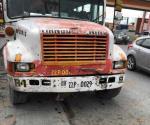 Inician en Matamoros operativo contra el transporte público