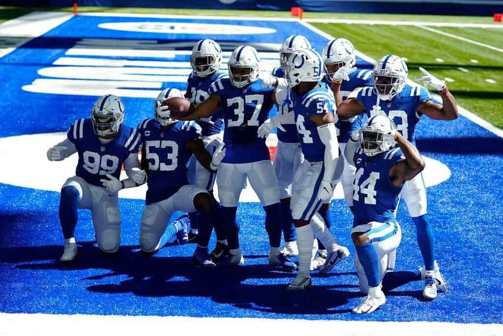 Colts 28-11 Vikings