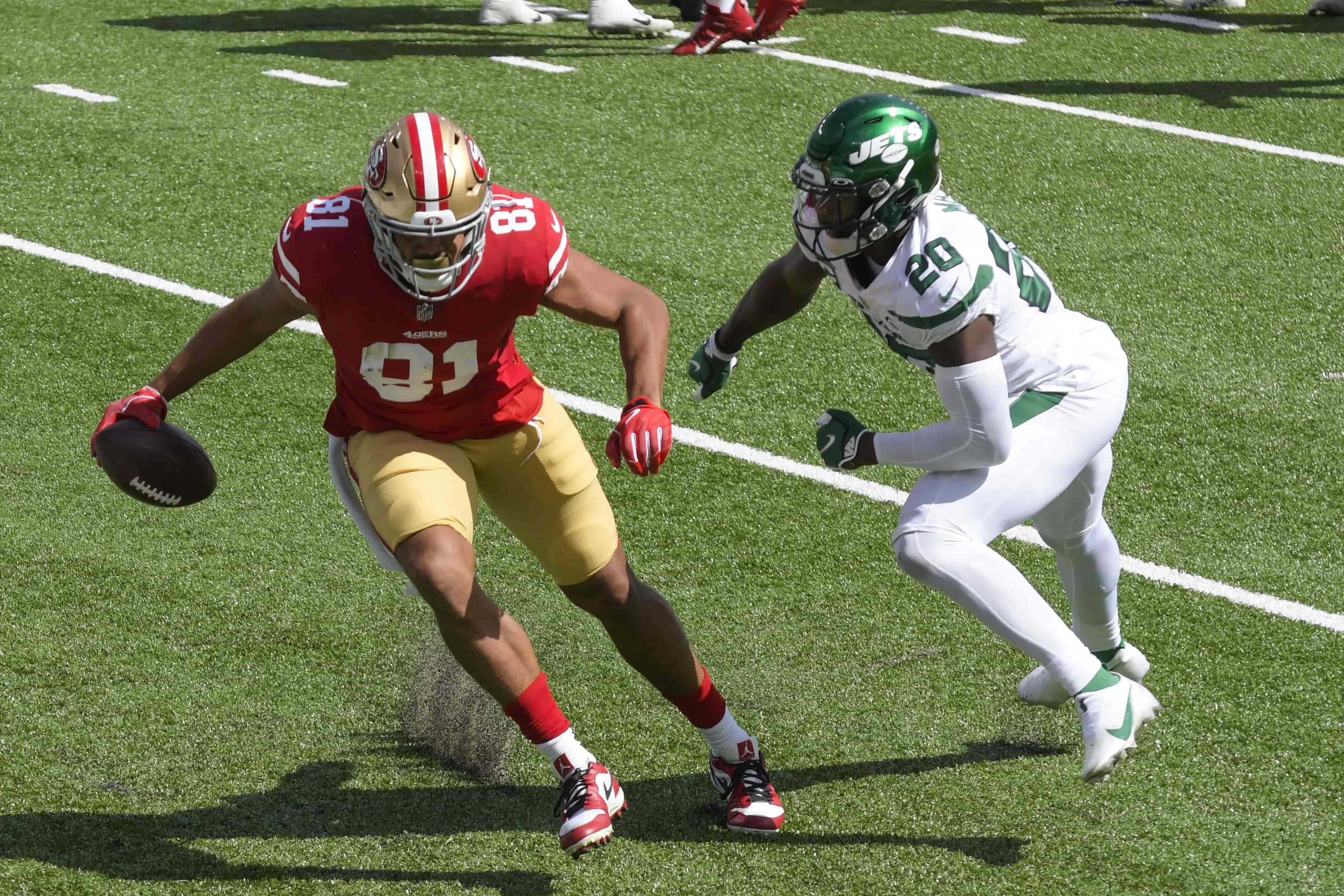 49ers 31-13 Jets