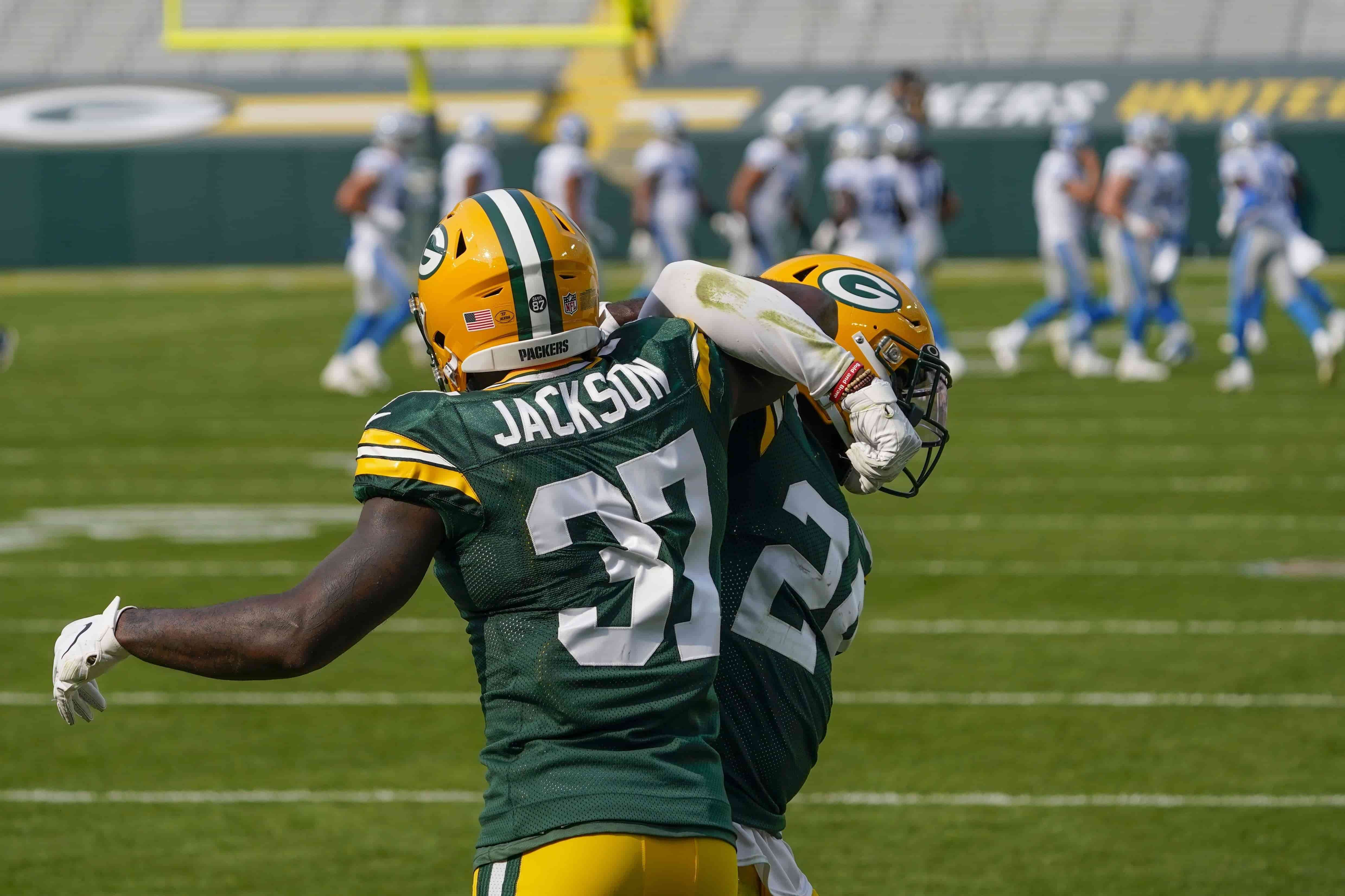 Packers 42-21 Lions