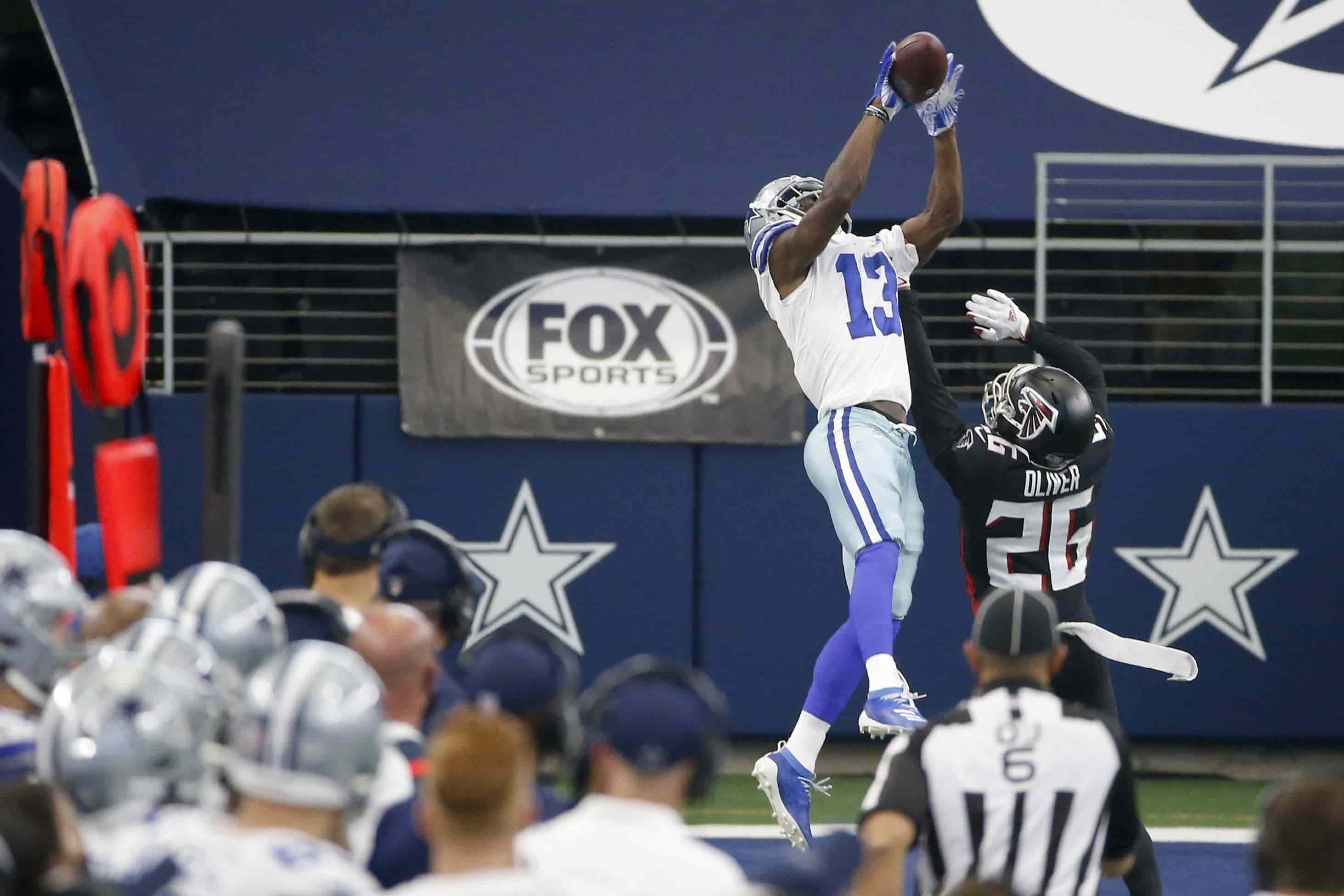 Cowboys 40-39 Falcons