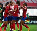 Mantienen Chivas buen paso en Liga Mx Femenil