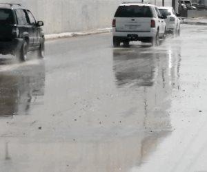 Inundada Avenida Virreyes de aguas residuales
