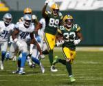 Lucen Packers en victoria 42-21 sobre Lions