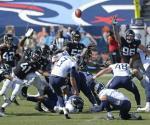 Gol de campo hace la diferencia en victoria de Titans ante Jaguars