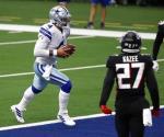 Cowboys dan la vuelta y superan a los Falcons en casa