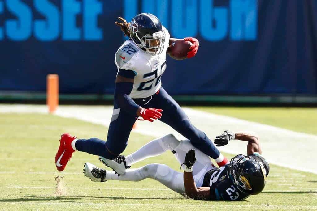 Titans 33-30 Jaguars