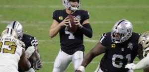 Se estrenan Raiders en Las Vegas con gran victoria ante Saints