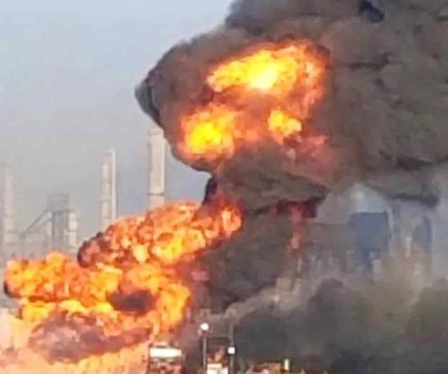 Explosión en baluarte de Hezbollah en el Líbano
