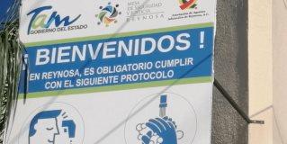 Refuerzan prevención sanitaria en cruces internacionales