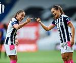 Colabora Dinora con gol en el triunfo de Rayadas
