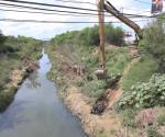 Desazolva Municipio el dren El Anhelo