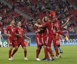 Vence Bayern al Sevilla en prórroga y conquista la Supercopa de Europa
