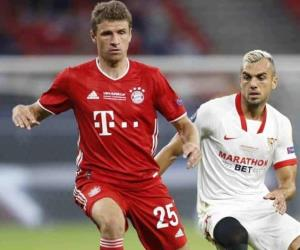 Supercopa de Europa: Bayern vs Sevilla